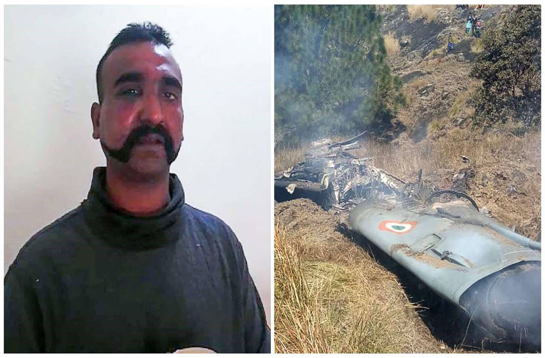 Bollywood celebs reaction over IAF pilot 'Abhinandan Varthaman' returning India