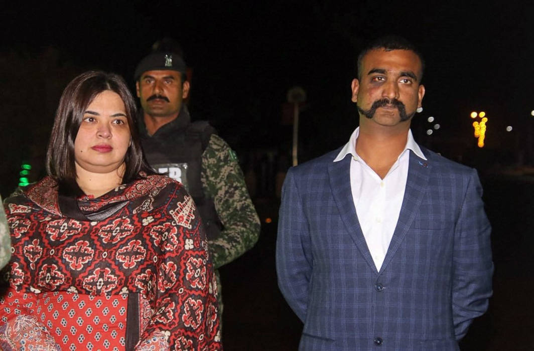 Anupam Kher, Anushka Sharma, Mohanlal among others lauds IAF pilot Abhinandan's return