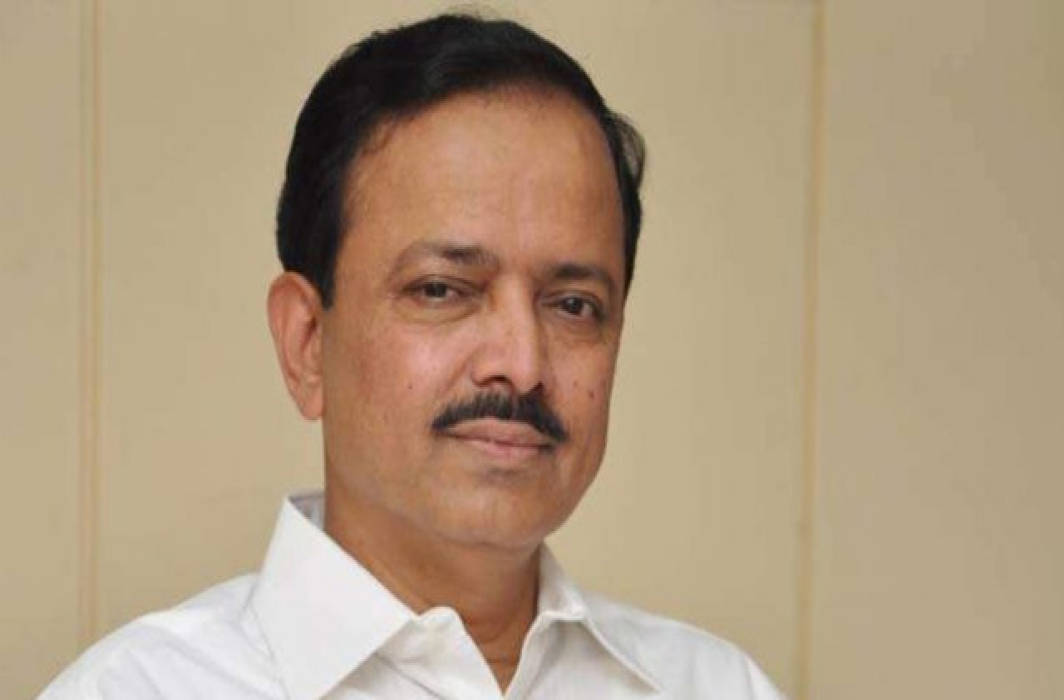 MoS Defence Subhash Bhamre