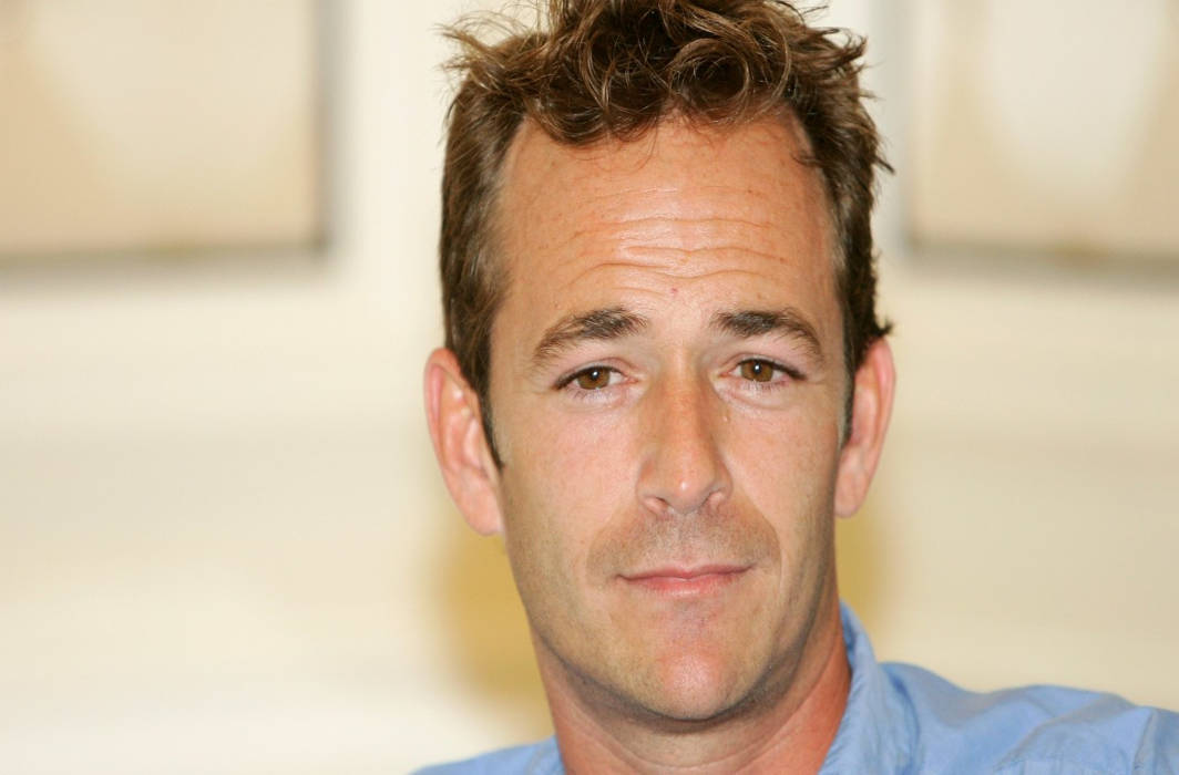 Riverdale actor Luke Perry