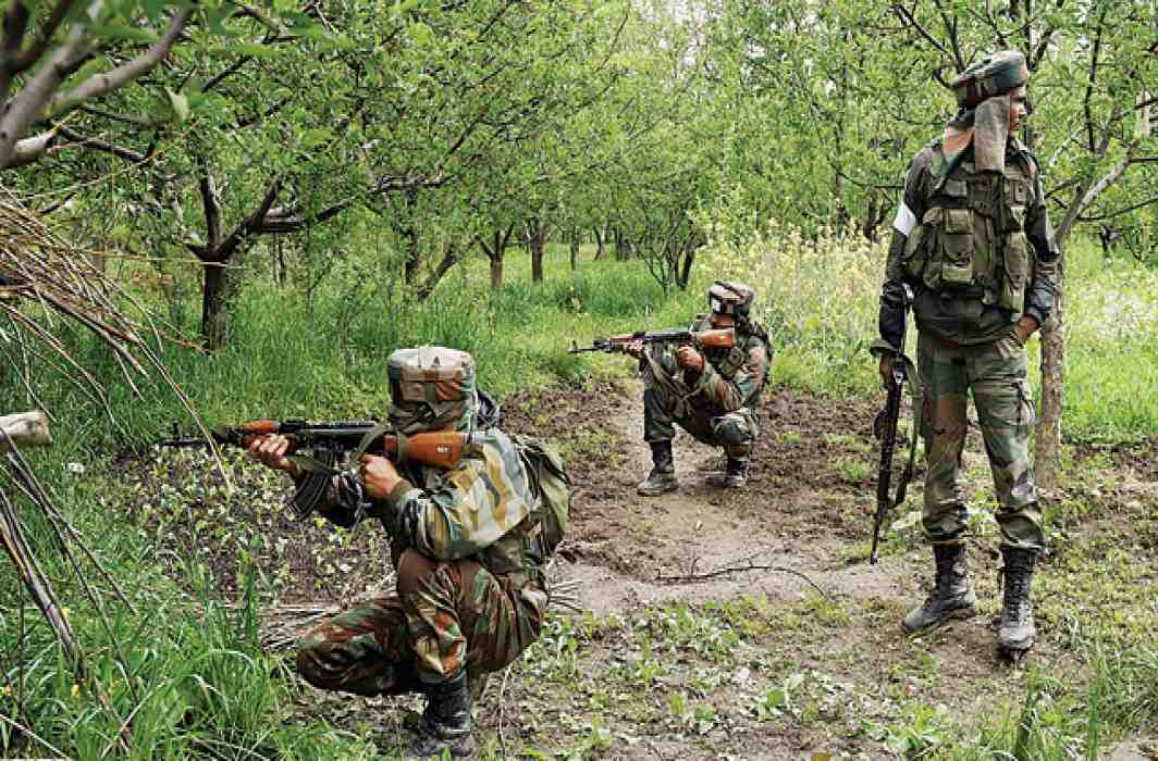 Handwara Encounter: Terrorist gunned down, search operation underway