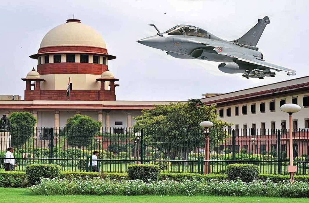 Supreme Court on Rafale