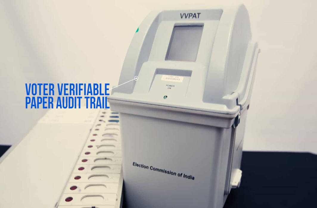 EVM – VVPAT: SC notice to EC on Opposition's plea to verify 50 per cent votes