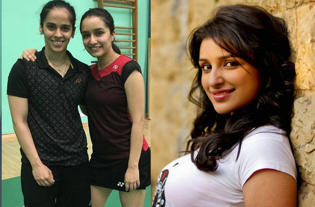 Parineeti Chopra replaces Shraddha Kapoor in Saina Nehwal Biopic