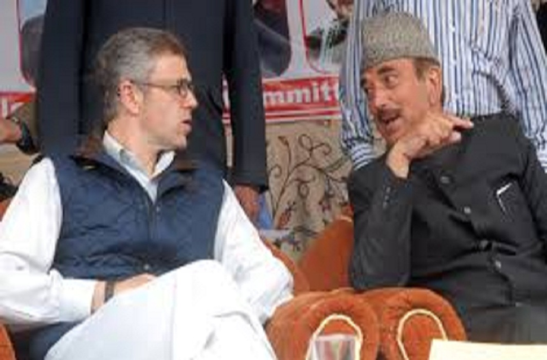 Congress finalises alliance with National Conference in J&K, others still hanging fire