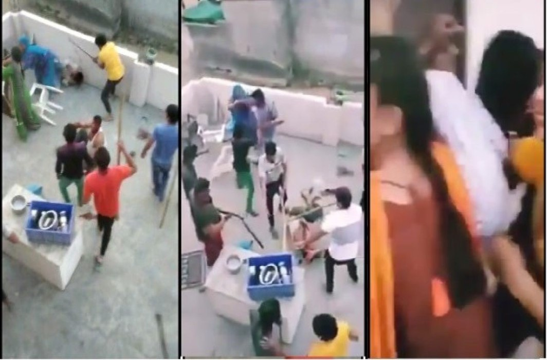 Gurugram: Mob attacked Muslim family with iron rod, hockey sticks for playing cricket on Holi