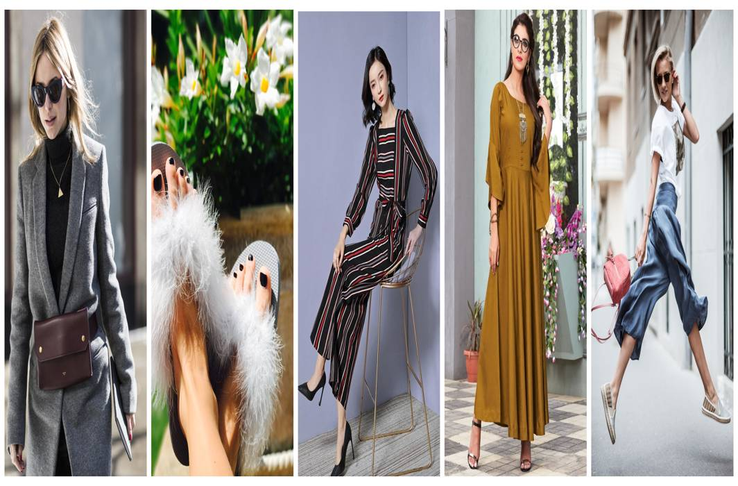 Fashion trends to flaunt this Spring