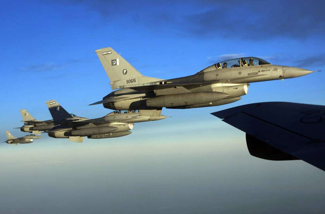 US counted Pak F-16 fighter jets and found none missing, contradicts India's claim: Report