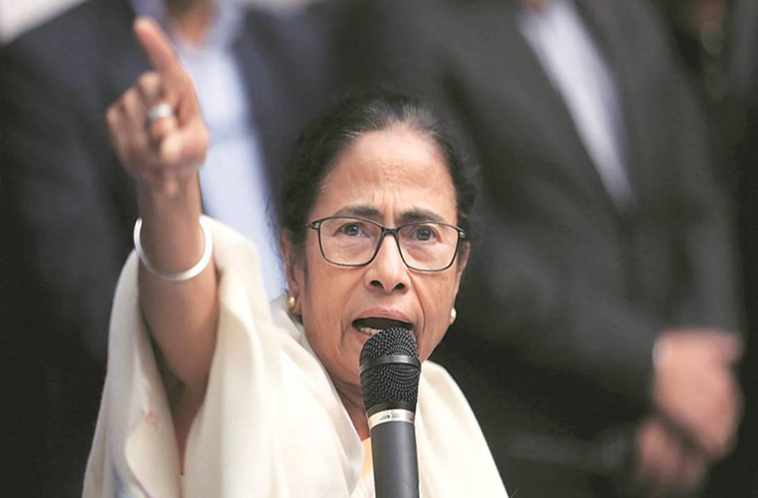 West Bengal CM and TMC head Mamata Banerjee