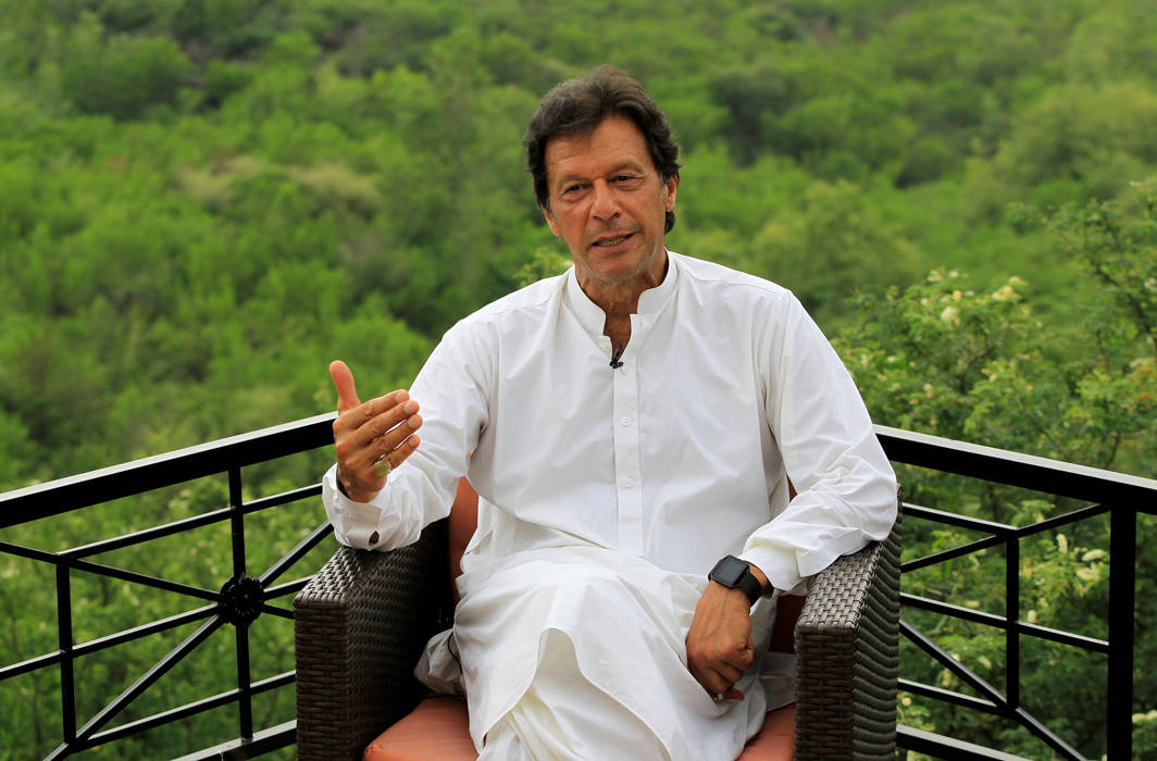Imran Khan Prime Minister of Pakistan