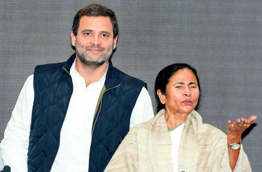 Mamata Banerjee govt denies permission to Rahul Gandhi's chopper from landing in Bengal