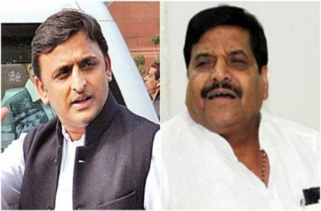 Akhilesh's Uncle Shivpal says, will not field any candidate against nephew