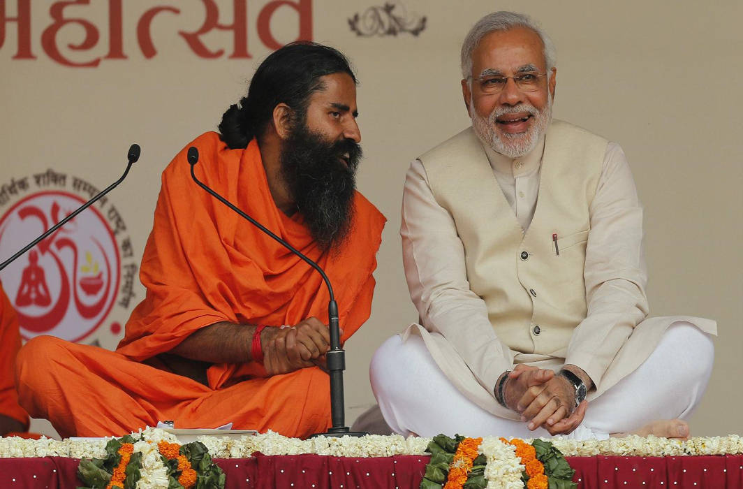 Vote for BJP as only PM Modi can protect India: Baba Ramdev