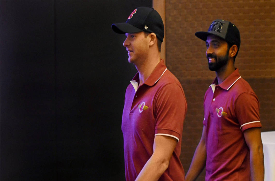 Steve Smith replaces Ajinkya Rahane from Rajasthan Royals captaincy