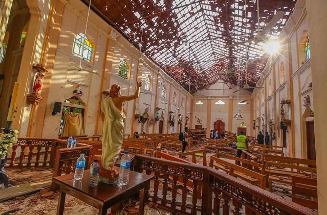 Three Children of Denmark's richest man killed in Sri Lanka blasts on Easter