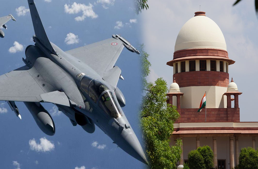 Rafale deal: Supreme Court postpones review petition hearing to May 10