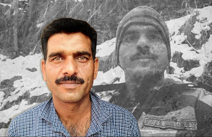 ex-BSF jawanTej Bahadur
