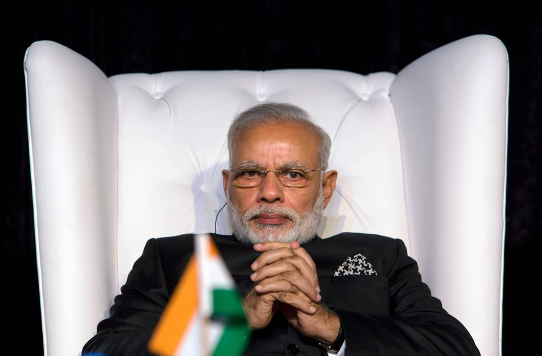 TIME magazine shows Narendra Modi on cover, calls him divider-in-chief