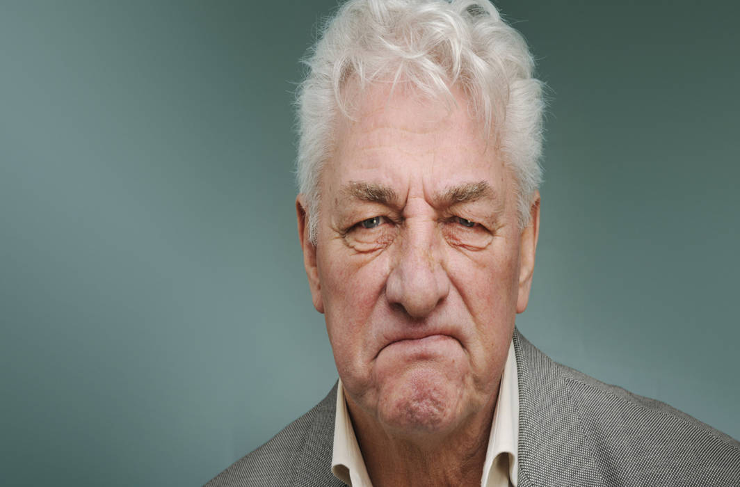 Anger more harmful than sadness for older adults