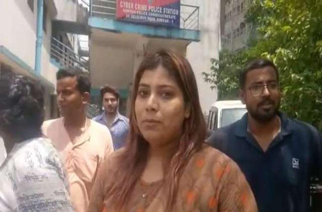 BJP worker Priyanka Sharma