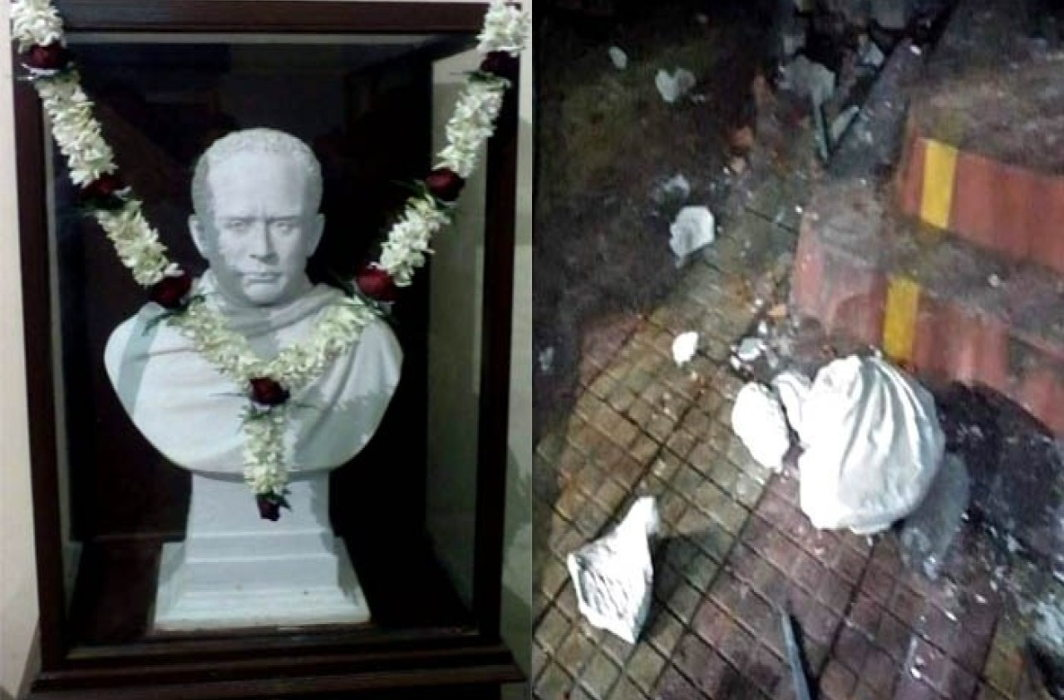 PM Modi promises grand statue of Vidyasagar after his bust vandalised & EC curtailed Bengal poll campaign
