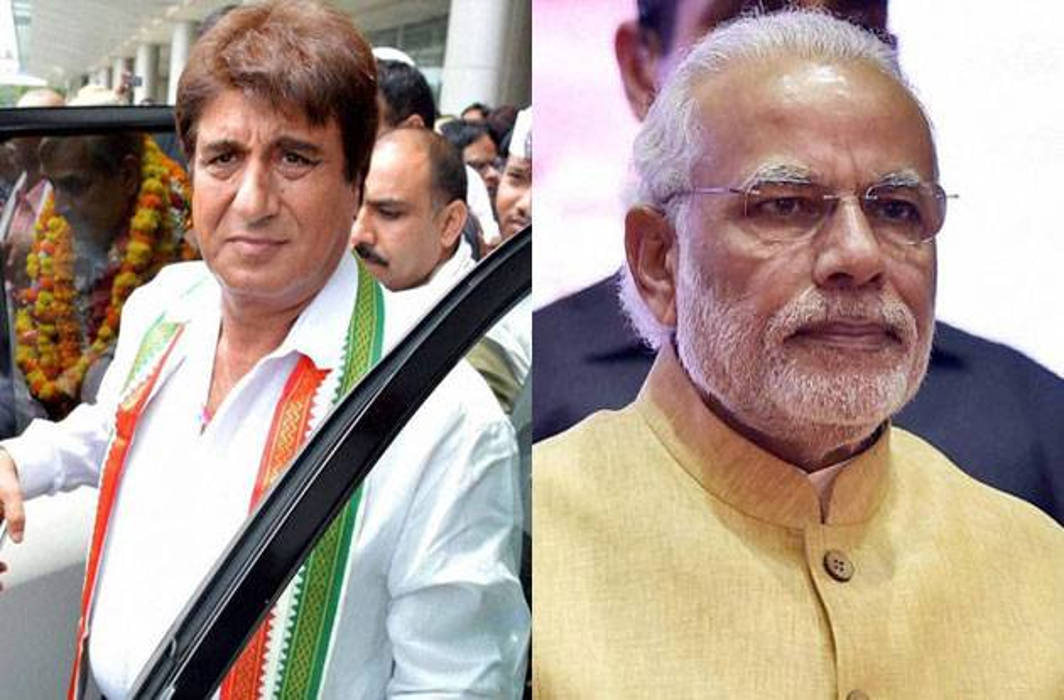 People will tell their Mann Ki Baat to Modi on May 23: Raj Babbar