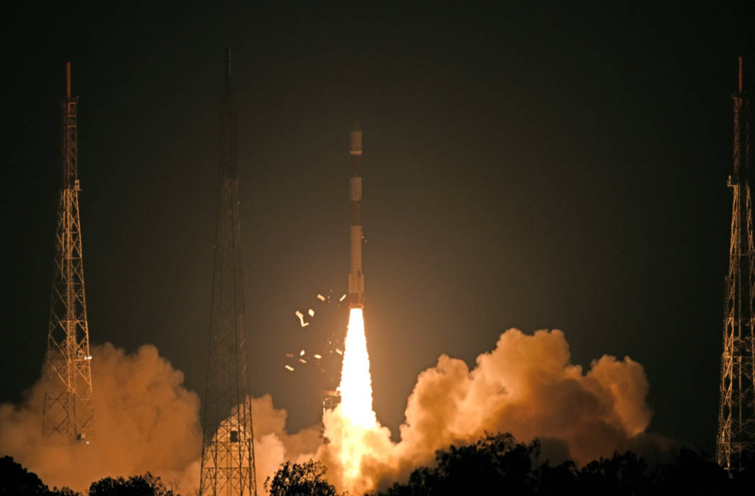 ISRO launches PSLV- C46, radar imaging earth satellite RISAT-2B