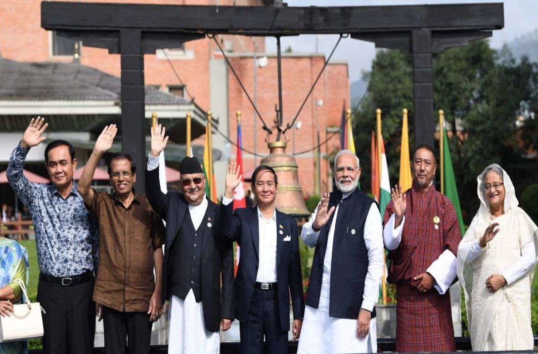 BIMSTEC nation heads invited to Modi's swearing-in, Pakistan plays down being left out