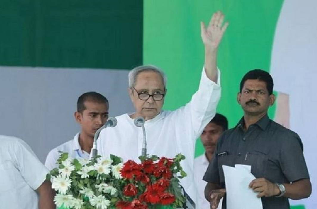 Naveen Patnaik takes oath as Odisha CM for fifth time