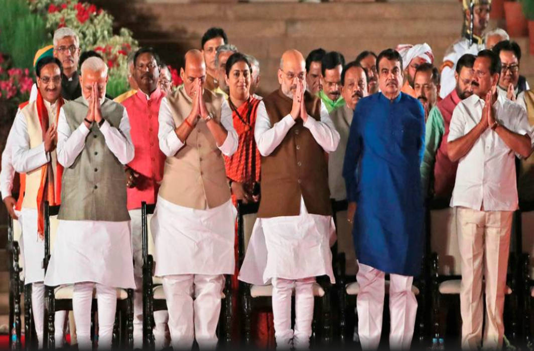 Amit Shah gets home, Rajnath Singh defence ministry… Know more about Modi cabinet 2019