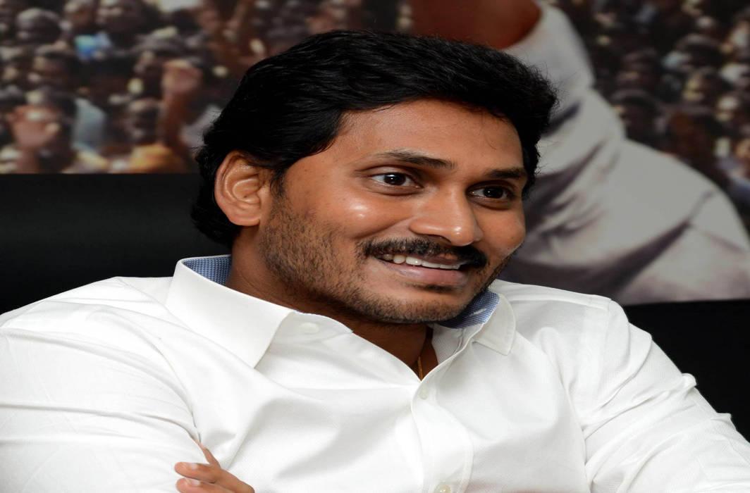 Andhra CM Jaganmohan Reddy