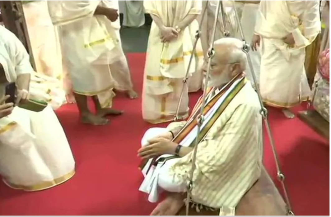 Kerala is as dear to me as is Varanasi: PM Modi in Thrissur