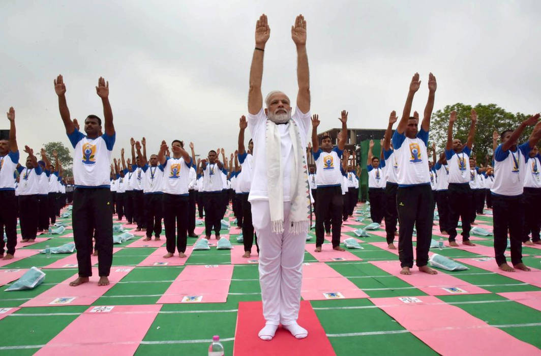 Yoga belongs to everyone, everyone belongs to Yoga: PM Modi in Ranchi