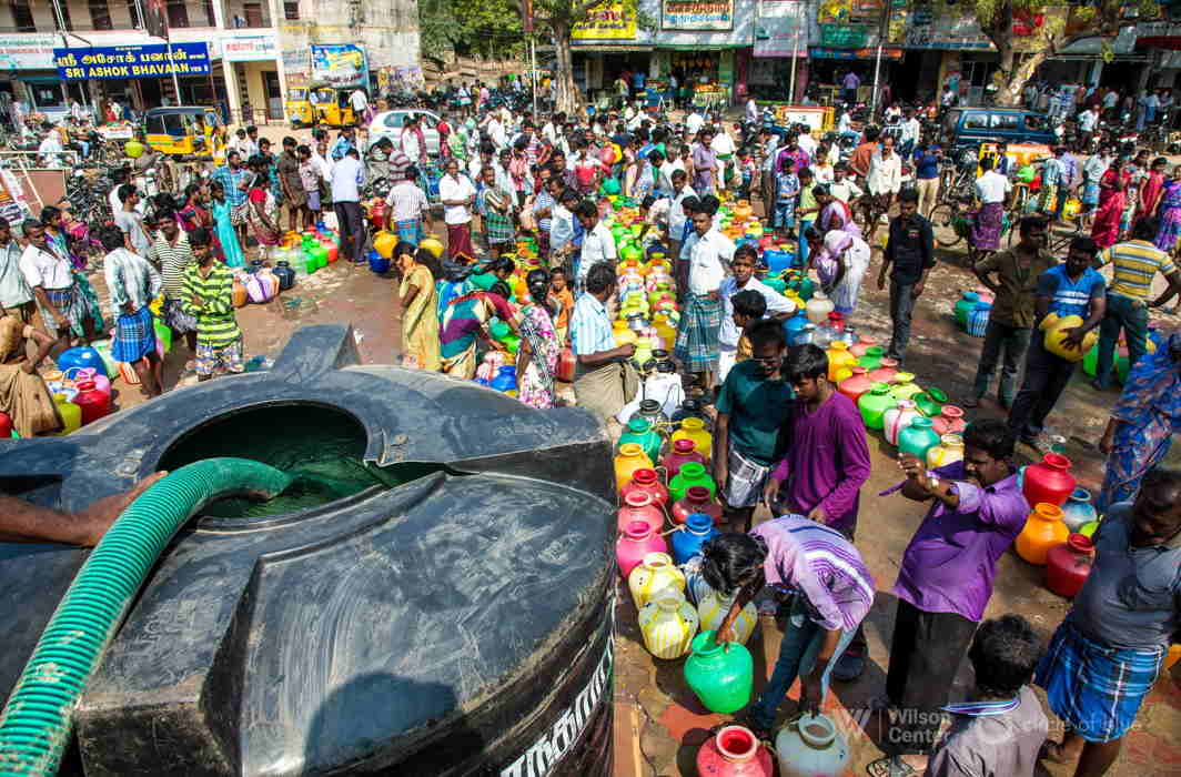Chennai water crisis worsens; Madras HC slams TN govt, CM says media exaggerating problem