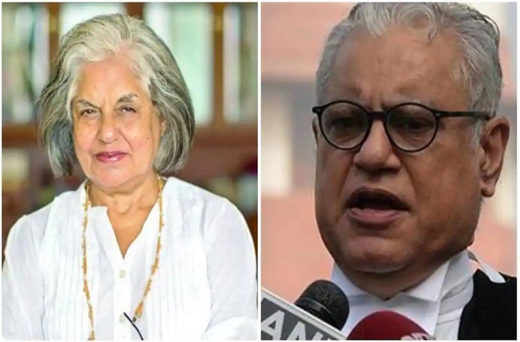 CBI raids senior advocates Indira Jaising, Anand Grover for FCRA violation