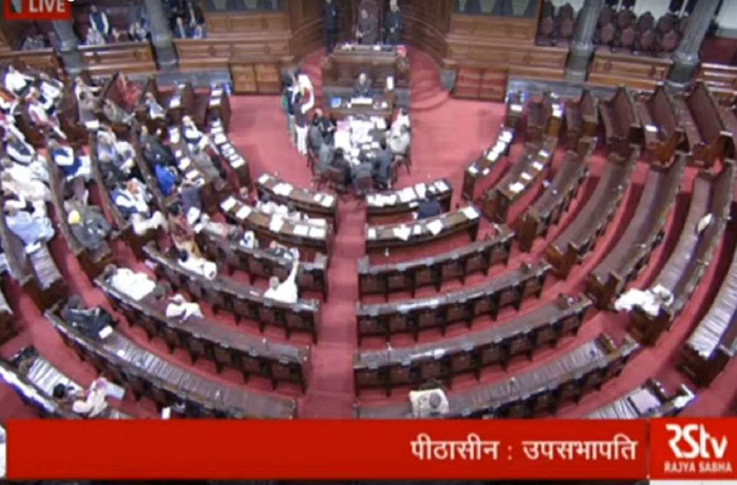 Bills passed without scrutiny: 17 Opposition parties ask Rajya Sabha Chairman to intervene