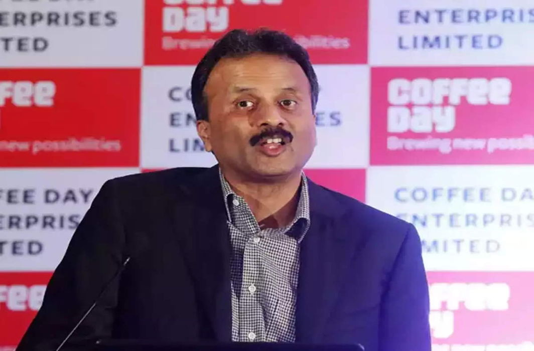 Café Coffee Day founder VG Siddhartha