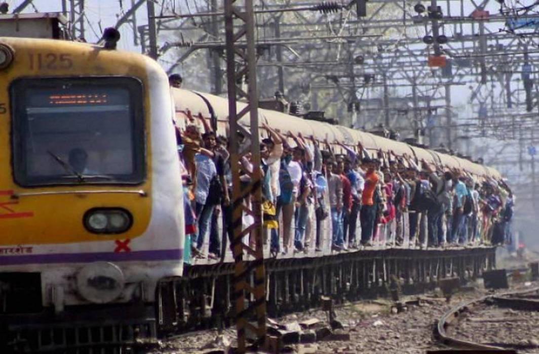 India Local Train