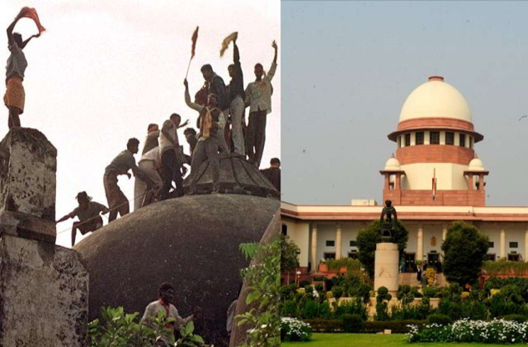 Ayodhya case: Supreme Court asks Nirmohi Akhara for evidence to establish possession