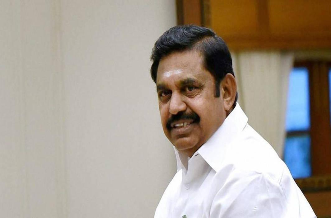 Tamil Nadu CM K Palaniswami