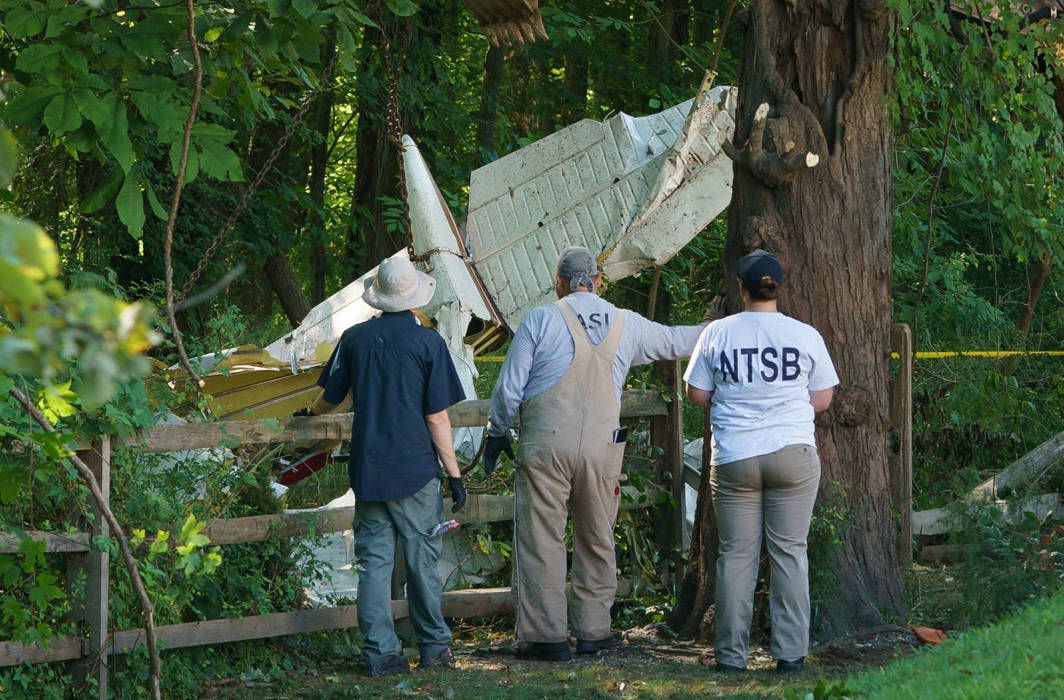Indian-American doctor couple and teen daughter killed in plane crash