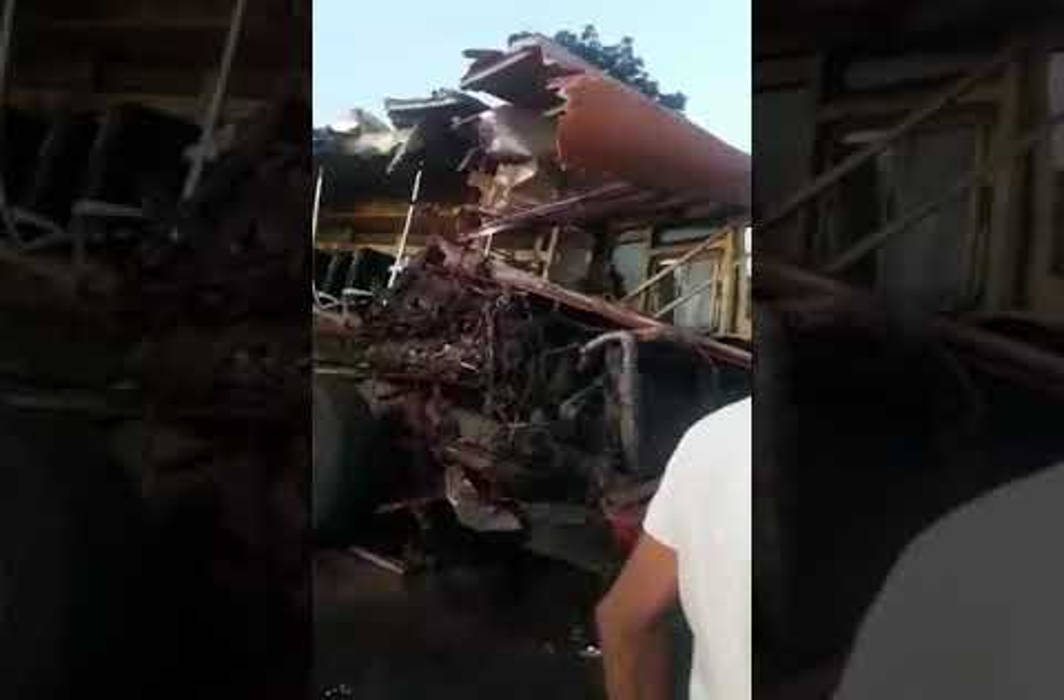 Truck-Bus collision takes 15 lives, more than 35 injured in Maharashtra