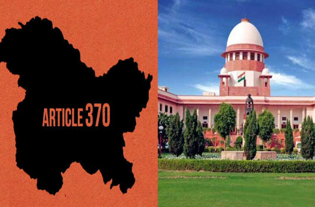 J&K: Ex defence officers and bureaucrats petition SC against Govt move on Art 370