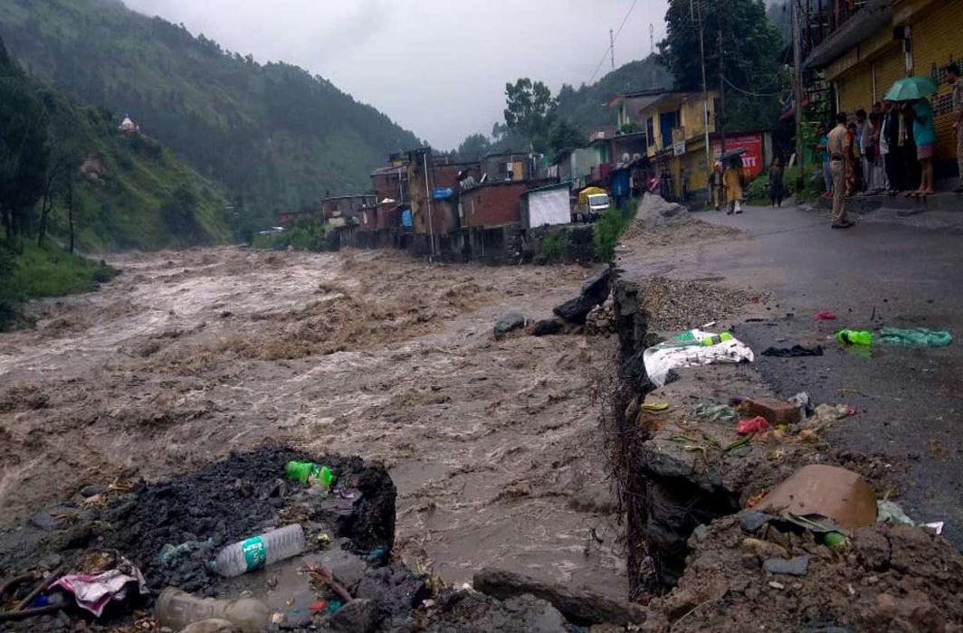 30 killed as rain and floods ravage north India, Yamuna crosses danger mark in Delhi