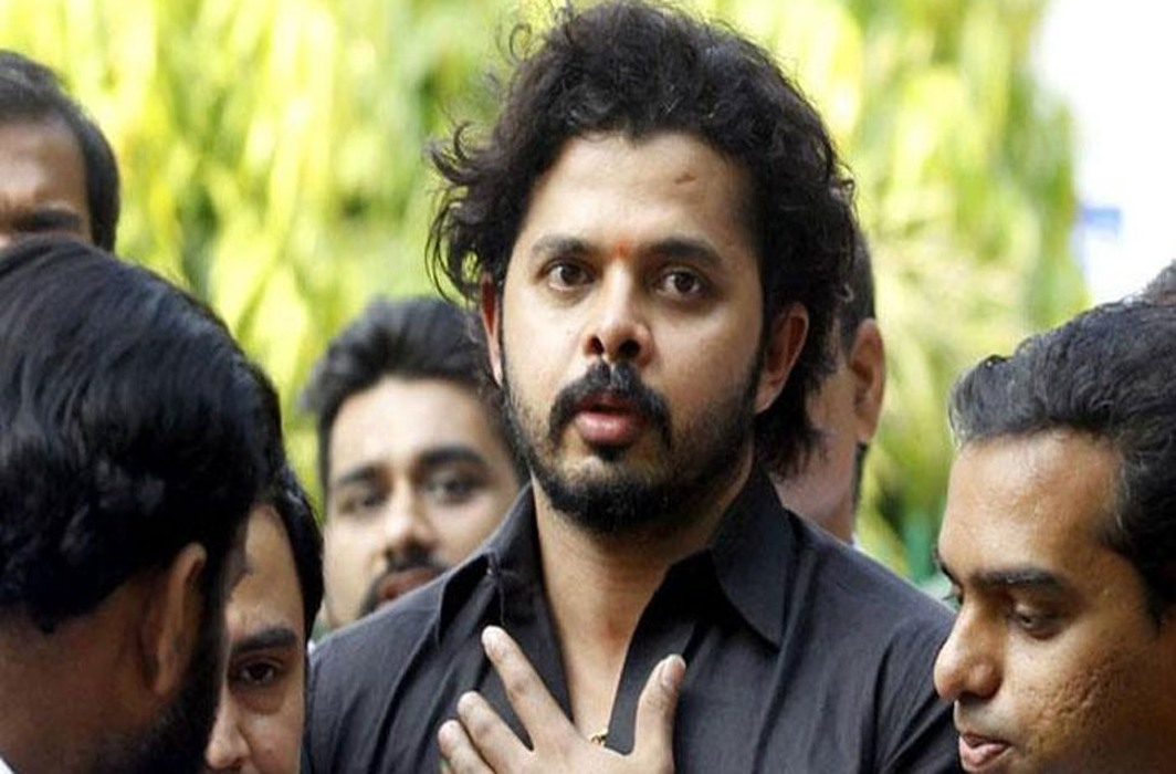 Cricket field missed Sreesanth