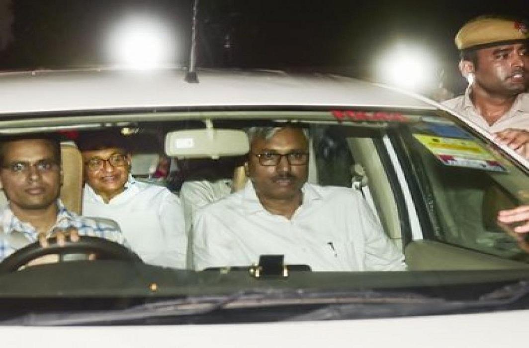 Arrested last night, Chidambaram to be in CBI custody till August 26