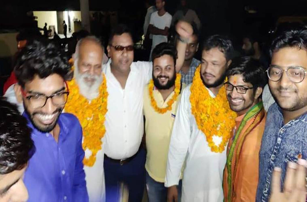 Bulandshahr violence accused out on bail: given hero's welcome