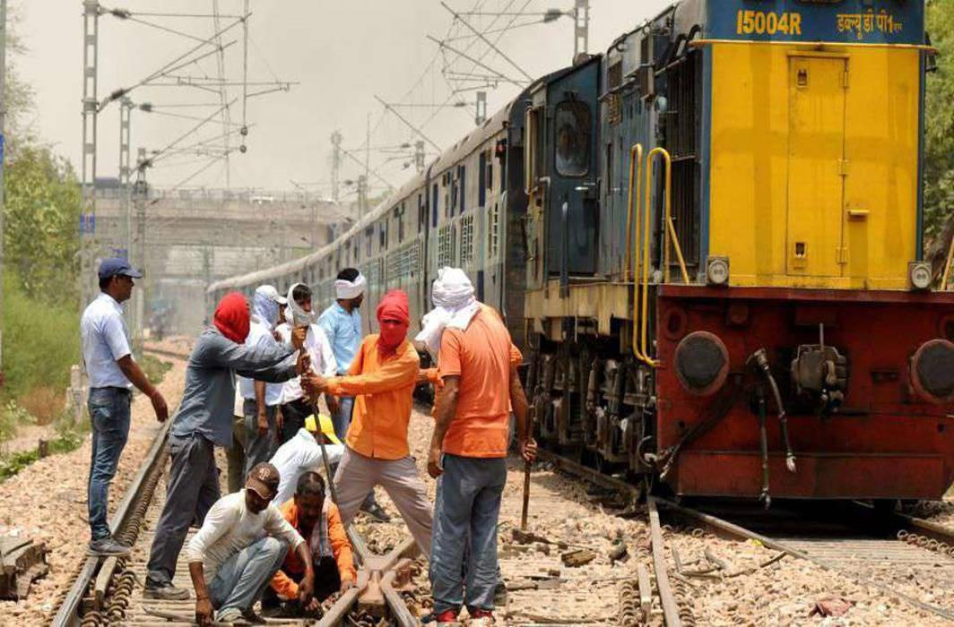 Bihar's IITian joined Railway department as Trackman in Dhanbad