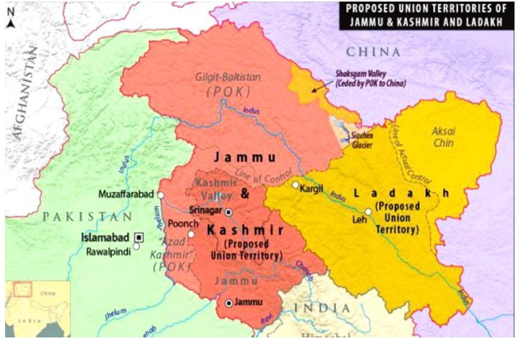 J&K: Modi govt sets up 5-member Group of Ministers to draw up development plan