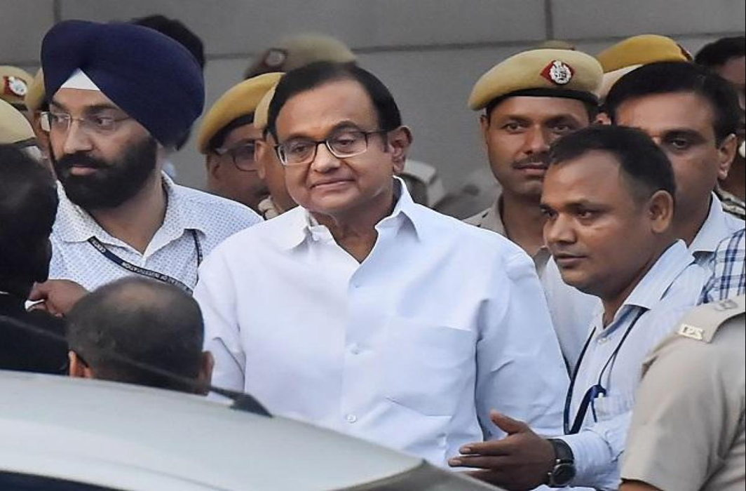 Chidambaram's CBI custody extended till Sep 2, protection from arrest by ED till Sep 5